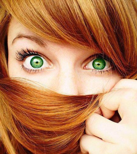 О глазах